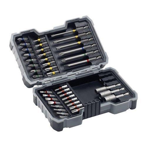 Bosch Profi Bit-Set für Akkuschrauber Bohrmaschine 43-teilig + Koffer Handwerker