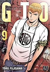 GTO Paradise Lost Edition simple Tome 9