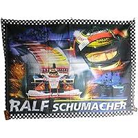 Ralf Schumacher Formel 1 Flagge ca. 136,5 x 97 mm