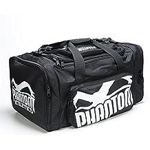 "Phantom Athletics Trainingstasche ""Tactic"" - Black - Sporttasche Trainingstasche Gym Fitness Tasche"