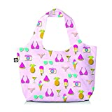 BG Berlin Pink Summer Faltbeutel Eco Bag rosa