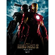 Iron Man 2 Poster (27 x 40 Inches - 69cm x 102cm) (2010) French Style C