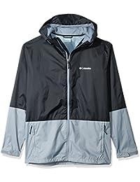 Columbia Men's Roan Mountain Jacket 1580235-014_Black And Grey