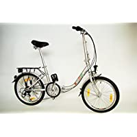 konfigurator Germ anxia móvil Master C 6 g Premium Bicicleta plegable 20 pulgadas Comfort Después de