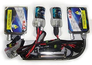 Vheelocityin 78652 6000K HID Conversion Kit for Skoda Laura