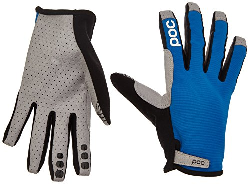 poc-index-air-adjustable-guanti-per-ciclismo-krypton-blue-taglia-unica