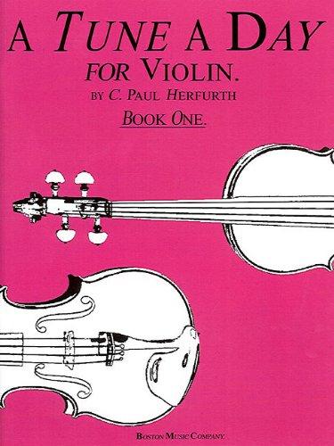 A Tune a Day for Violin, Book 1