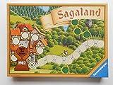 Sagaland - alte Ausgabe, Spiel des Jahres 1982.