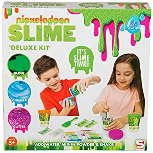 Nickelodeon Slime SLM-3330 Deluxe Set, Multi