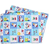 Baby Station Premium Quality Multi Purpose Changeable Mat, Set Of 3 (Blue Hello Kitty)