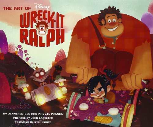 Art of Wreck-It Ralph (The Art of Disney)