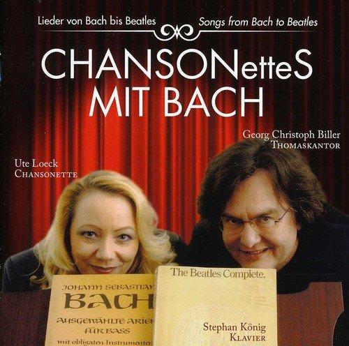 Chansonettes mit Bach