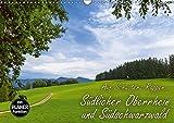 Auf Schusters Rappen... Südlicher Oberrhein und Südschwarzwald (Wandkalender 2019 DIN A3 quer): Wanderparadiese bei Freiburg im Breisgau (Geburtstagskalender, 14 Seiten ) (CALVENDO Natur)