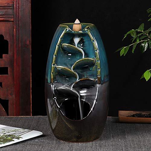 Difusor cerámica Retro Artes cerámica Quemador Incienso