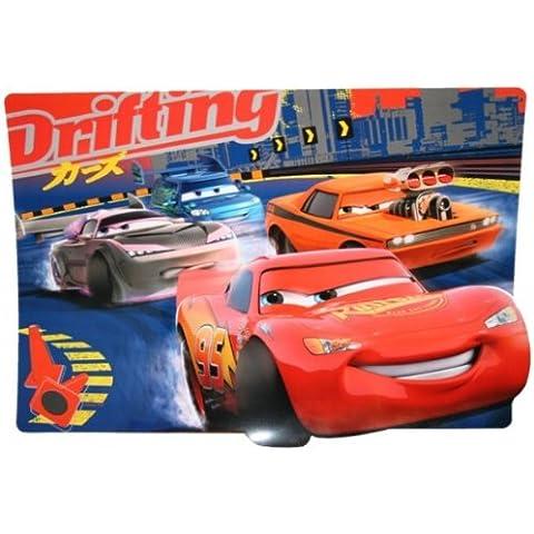 Disney Cars - Tovaglietta in plastica per