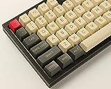 96 ANSI ISO Keyset OEM Profile Thick PBT Keycap Set for Cherry MX Mechanical Keyboard ymd96 RS96 Carbon 115 key