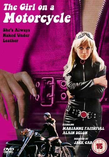 Bild von The Girl On A Motorcycle [DVD] [UK Import]