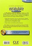 Image de Vocabulaire 450 exercices - Niveau débutant - Cahier d'exercices