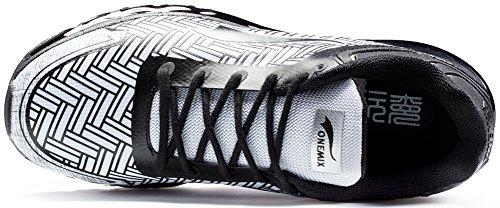 Libero Esecuzione Uomo Nero Che Tempo Dair Bianco Onemix Corre Sneakers Ciclismo Attutire wBRxqfx