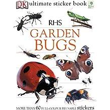 RHS Garden Bugs Ultimate Sticker Book (Ultimate Stickers)