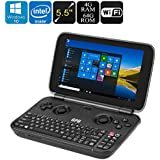 GPD Windows 10 Mini Laptop 5.5-Inch Cherry Trail Z8750 CPU Mini HDMI 4GB RAM