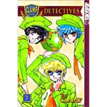 Clamp School Detectives, Book 2 by Clamp (2003-06-17)