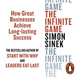 The Infinite Game - How Great Businesses Achieve Long-lasting Success - Format Téléchargement Audio - 21,54 €
