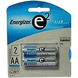 Energizer E2 Lithium Batteries AA 2 Ea (Pack Of 5)