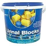 bio-productions bc080-b Canal pour urinoir Bloc, 3kg, bleu