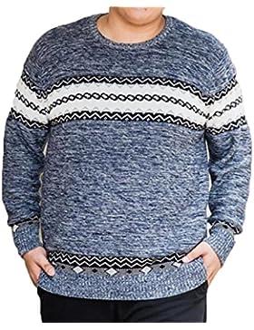 Otoño Y El Invierno Cálido Espesamiento Hombres Suéter Suéter Conjuntos De Manga Larga Camisa De Algodón Camisa