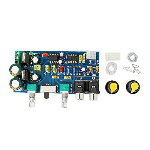 Q-BAIHE Low-Pass-Vorverstärker-Board mit einem Low-Pass-Filter + Signaleingang