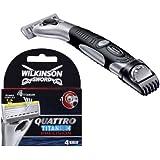 Wilkinson Sword Quattro Titanium Precision Plus 4cuchillas
