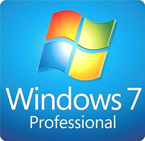 Windows 7 Professional Lizenzschlüssel mit DISOGA®-Versand maximal 90Min + Postbrief-Versand (Windows 7 64 Pro)