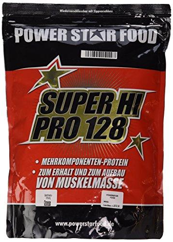 SUPER HI PRO 128, Top-Protein, 1000g Beutel, Protein-Bestseller von höchster biologischen...