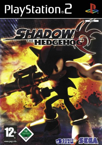 Sonic - Shadow the Hedgehog (Sonic Ps2 Spiele)