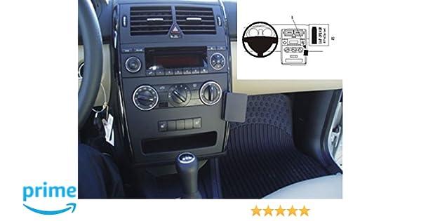 HermosaUKnight EIN Paar Auto Led Scheinwerfer Led Adapter Halter Led Adapter Sockel Basis H1 Schwarz
