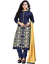 Alisha Fab New Multi Color Un-stitched Printed Dress Materials For Women Christmas Special Offer (Semi-Stitched)
