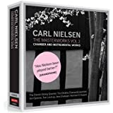 Nielsen: The Masterworks Vol. 2 (Chamber And Instrumental Works 6 Cd Box) (Dacapo: 8206003)