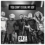 You Can't Steal My Joy Standard LP [Vinyl LP] - Ezra Collective