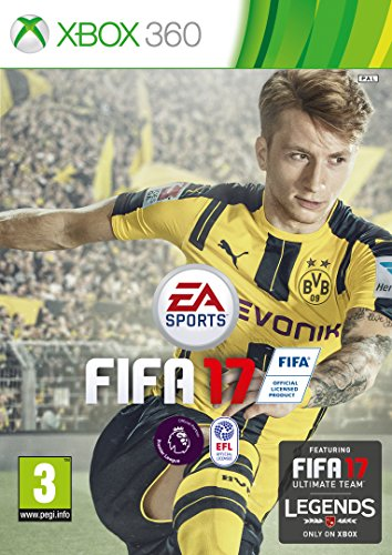 Compare FIFA 17 - Standard Edition (Xbox 360) prices