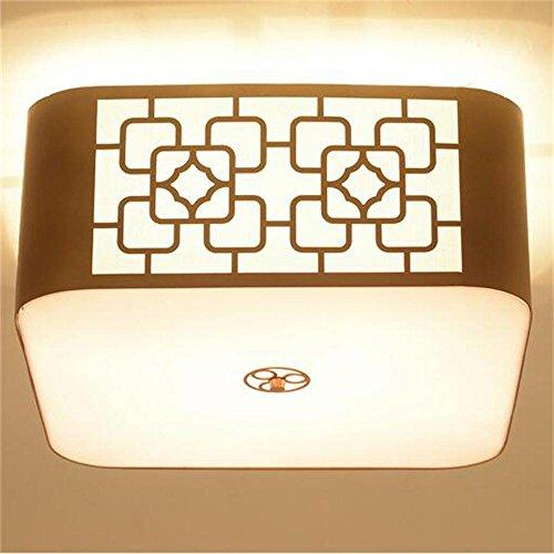 ZHANGRONG-Gute Qualität- Neue chinesische antike geselligen Platz Decke Hotels Engineering-Studie Schlafzimmer Wohnzimmer Speise Paket Deckenleuchte (Größe optional) -Efficiency:A+++ (größe : M)