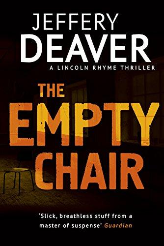 Descargas gratuitas de libros en cd. The Empty Chair: Lincoln Rhyme Book 3 PDF FB2 iBook