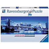 Ravensburger 15050 - Leuchtendes New York - 1000 Teile Panorama-Puzzle