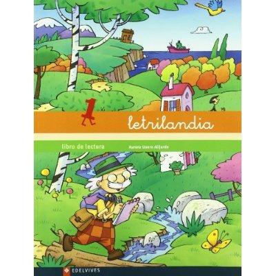 Letrilandia 1 Libro de lectura