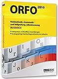 ORFO 2010 Russisch: Rechtschreib-, Grammatik- und Stillprüfung, Silbentrennung Russisch