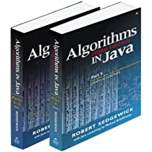 Algorithms in Java: Parts 1-4; Part 5: Fundamentals, Data Structures, Sorting, Searching, and Graph Algorithms