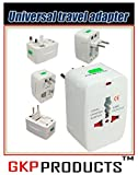 This travel adapter is congruent with about 150 countries across the globe. You can use this to charge different types of electrical appliances, irrespective of what the socket type is. The charger is light in weight and comes with a travel pouch so ...