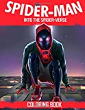 Spider-Man INTO THE SPIDER-VERSE Coloring Book