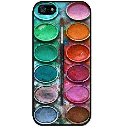 D9Q Kunst Muster Back Cover Hard Case Kunststoff Protector Haut Schild hülle für iPhone 5S 5 (CTV-B) !Farbe 6