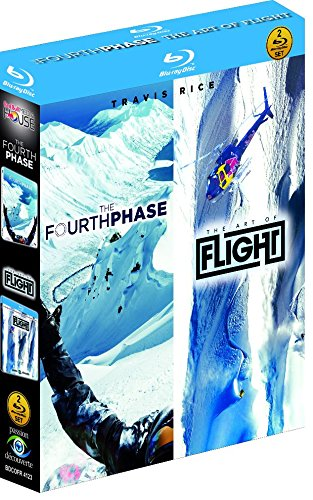 The Fourth Phase + The Art of Flight [Francia] [Blu-ray]